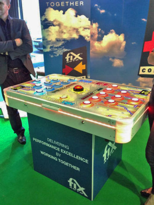 Marketing Exhibition Stand Xo : Interactive attractions exhibition stands and