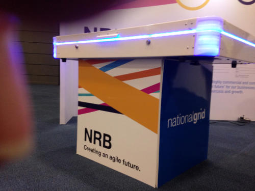 Exhibition Stand Game : Interactive attractions exhibition stands and experiential marketing