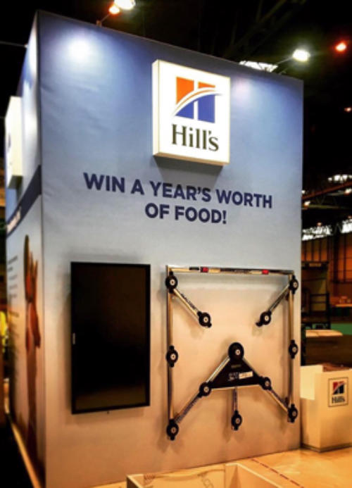 Exhibition Stand Attractions : Interactive attractions exhibition stands and